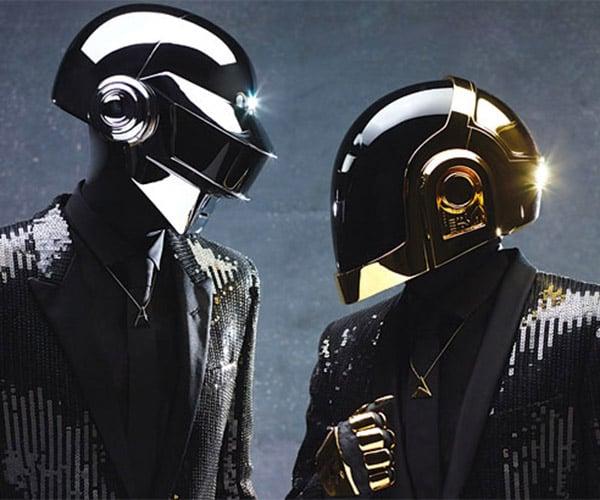The Real Daft Punk Samples