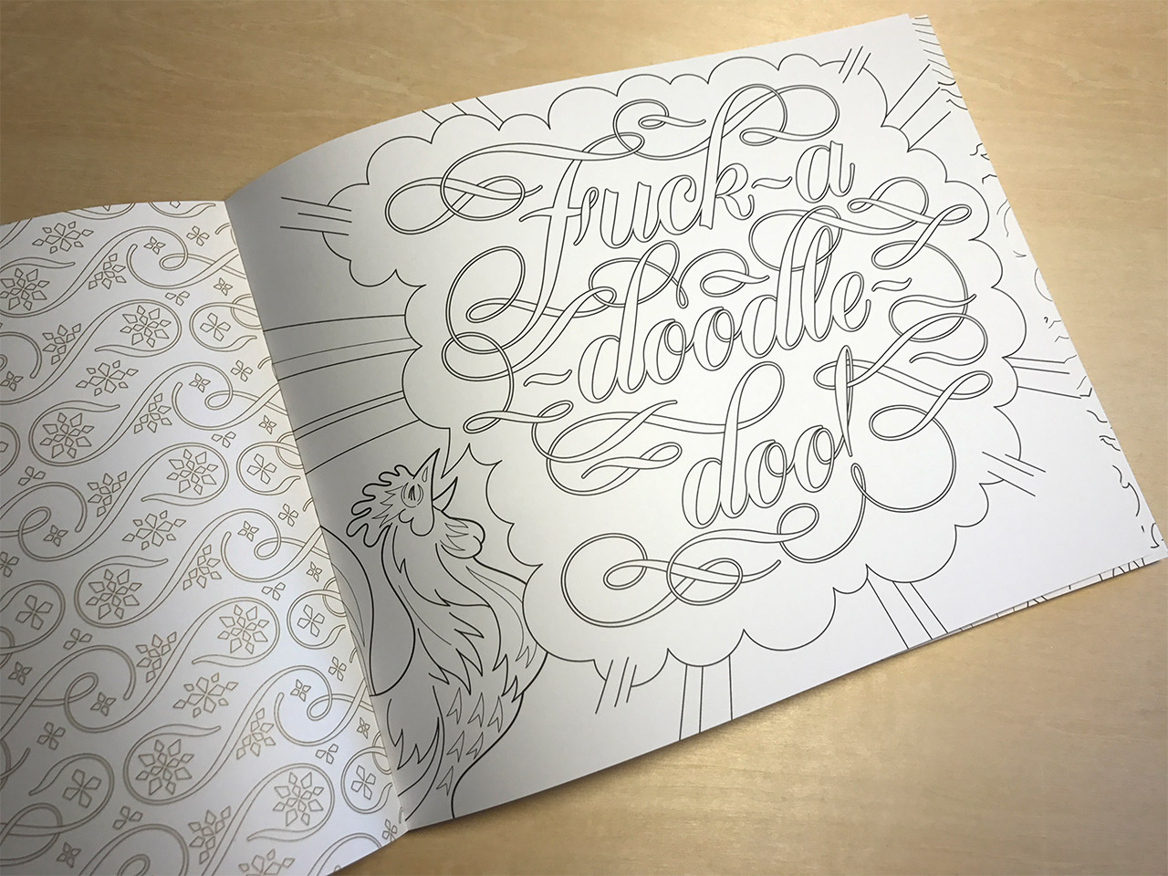 F*cking Awesome Coloring Book