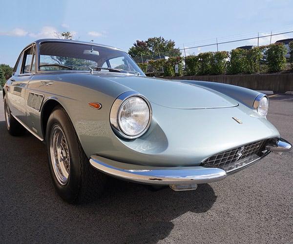 Driven: Ferrari 330 GTC