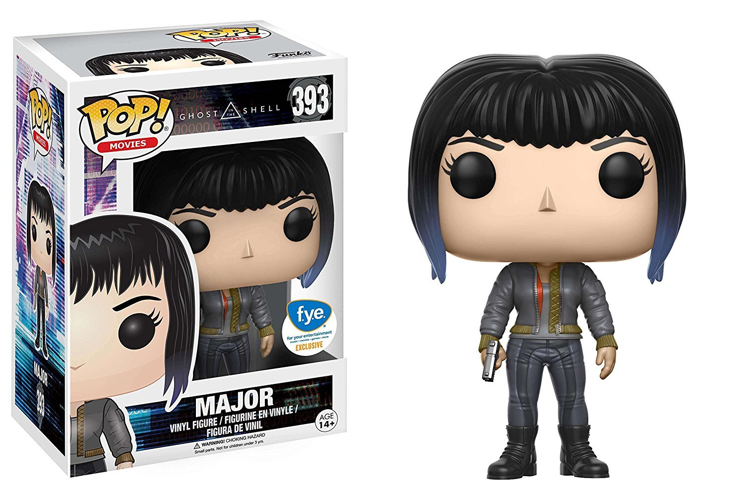 Funko POP! x Ghost in the Shell