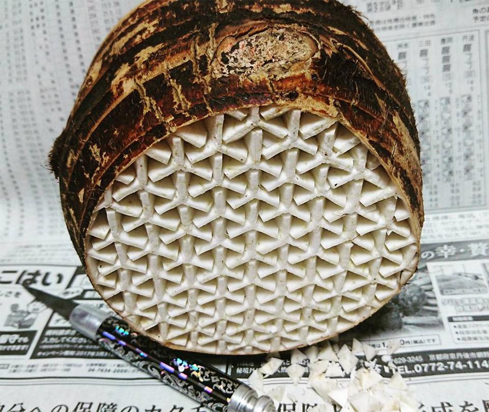 Intricate Food Carvings