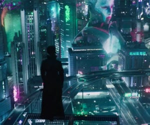 Ghost in the Shell: Opening Scene