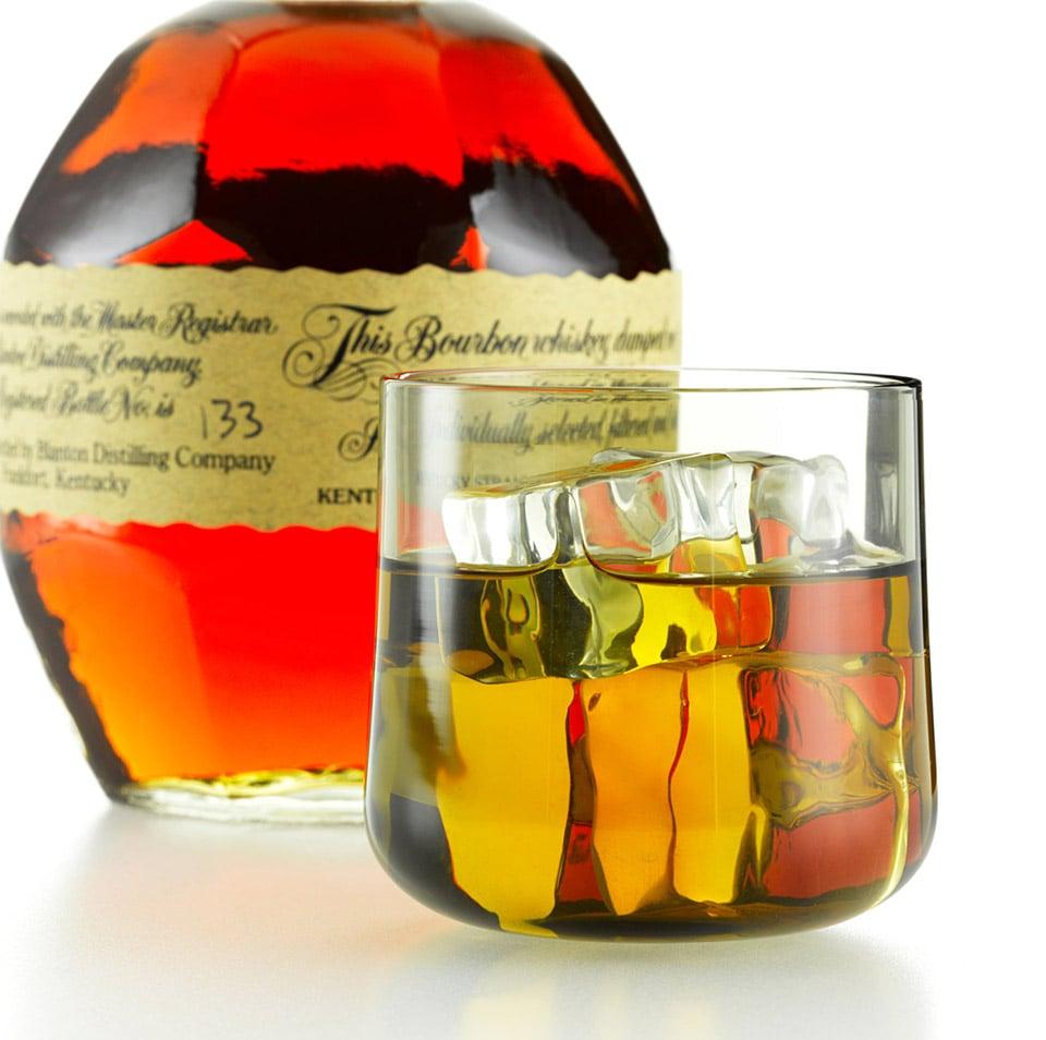 Decicio Handblown Whiskey Glasses