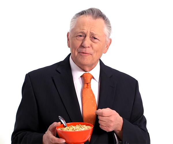 Honest Cereal Commercial