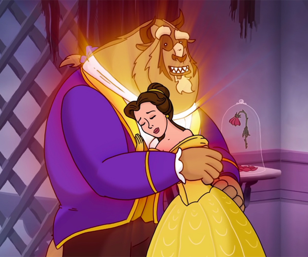 How Beauty & the Beast Should've Ended