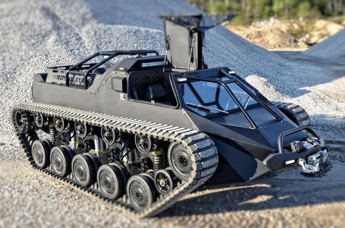 Ripsaw EV2 Personal Tank