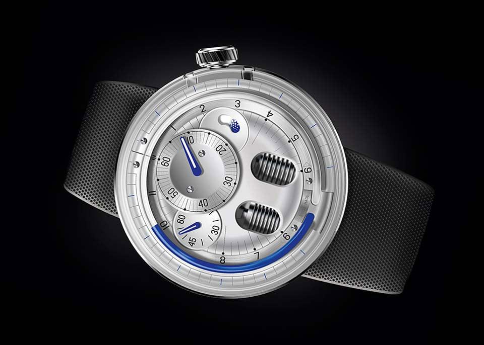 HYT H0 Hydromechanical Watch