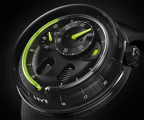 HYT H0 Hydromechanical Watch