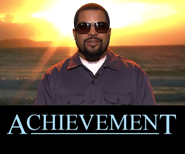 Ice Cube's Positive Affirmations