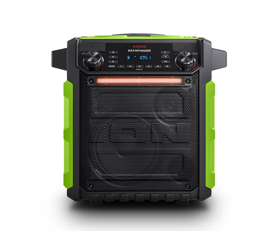 ION Pathfinder Radio