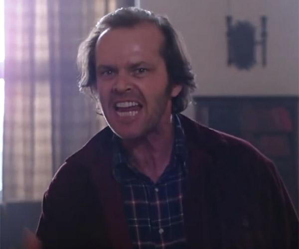 Jack Nicholson: Master of Anger