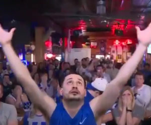 Kentucky Fans, March 2017