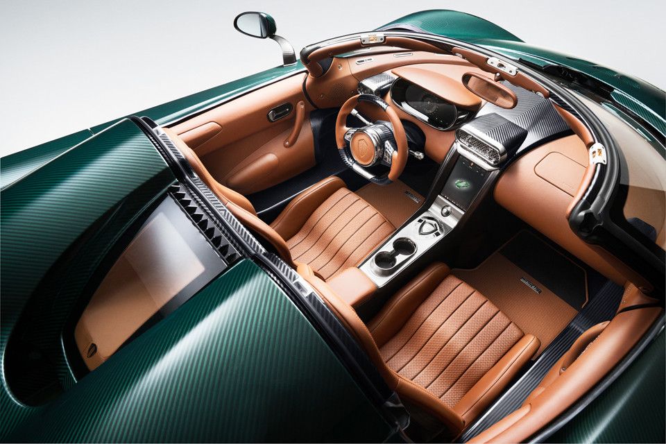 Koenigsegg Regera 1 & 2