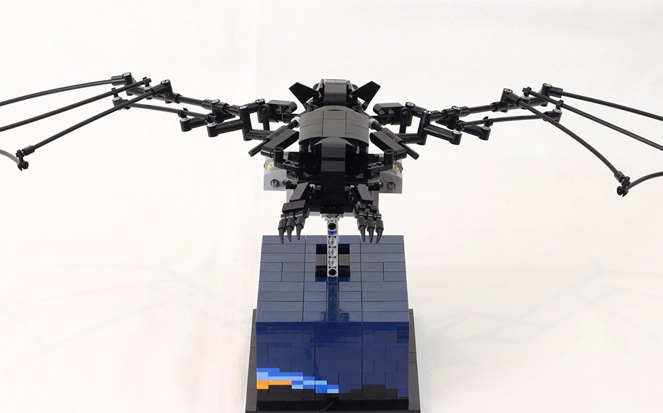 LEGO Mechanical Bat