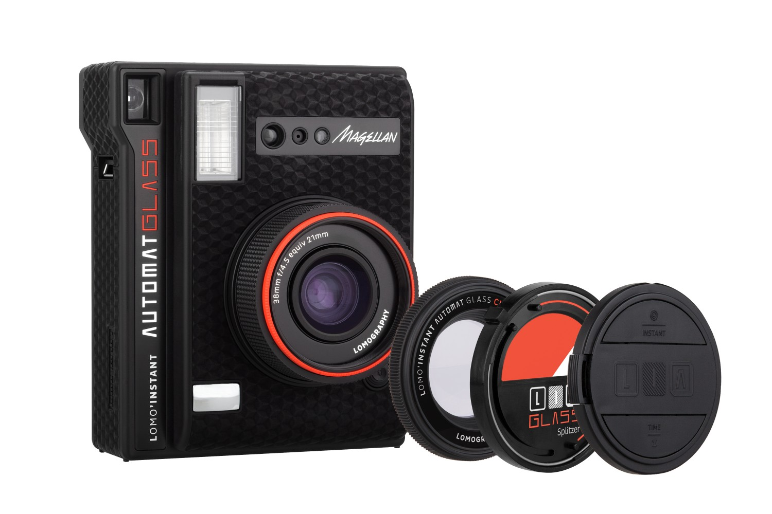The Sharpest Rides >> Lomo'Instant Automat Glass - The Awesomer