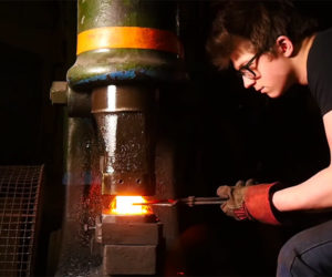Making Million-Layer Damascus Steel
