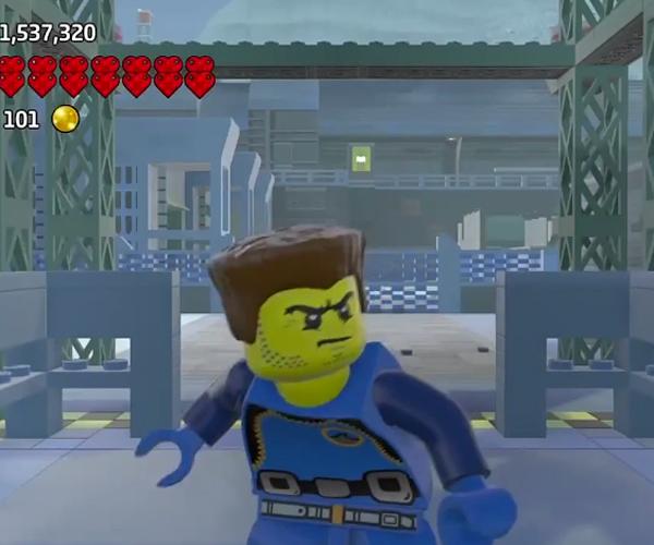 Metal Gear LEGO