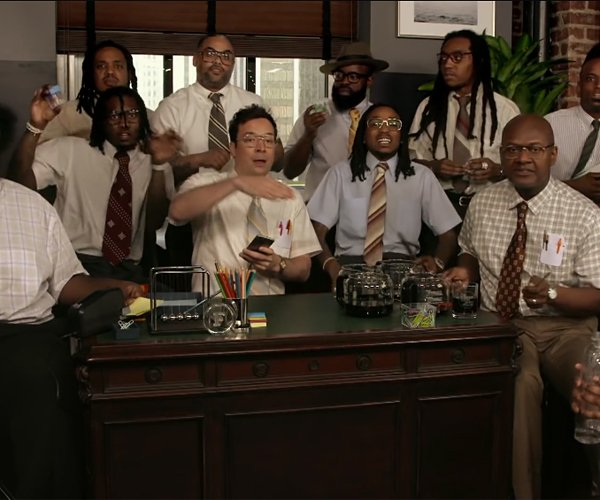 Migos x Roots x Fallon: Bad and Boujee