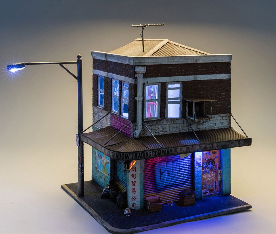 Joshua Smith's Urban Miniatures