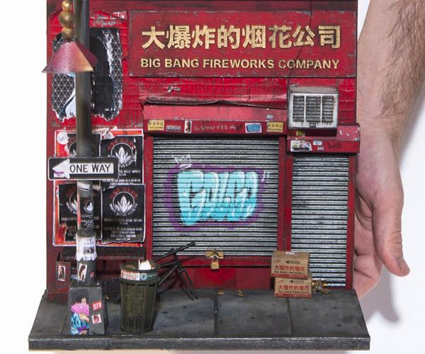 Joshua Smith's Urban Miniatures