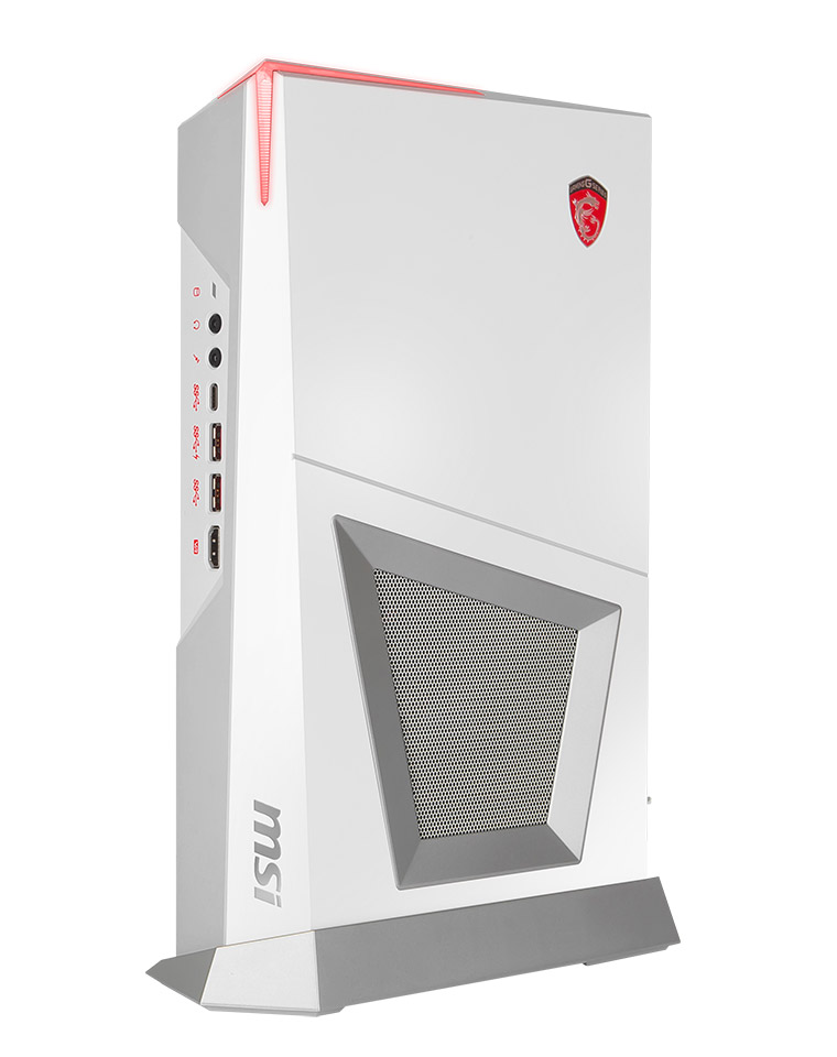 MSI Trident 3 Arctic Gaming PC