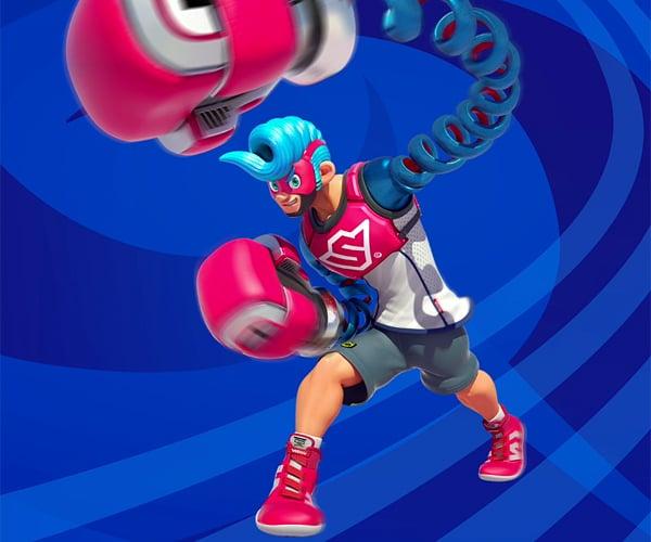Nintendo Switch: Arms 101