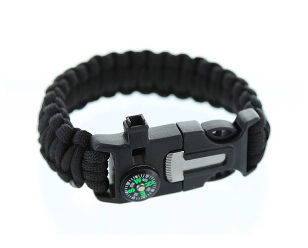 Deal: 5-in-1 Survival Bracelet