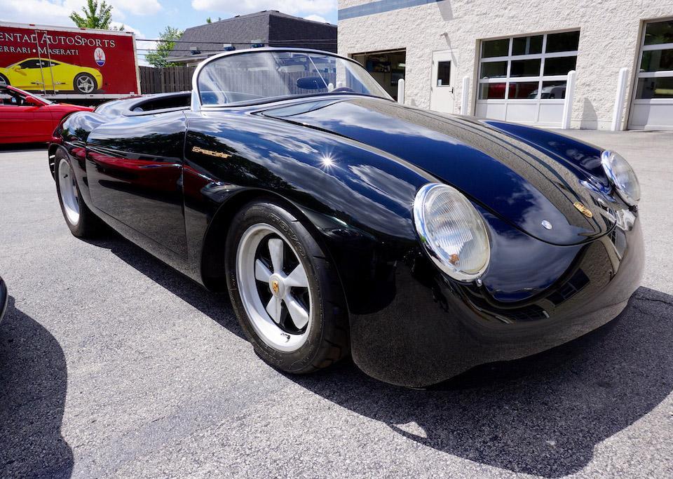 Driven: Porsche California Outlaw