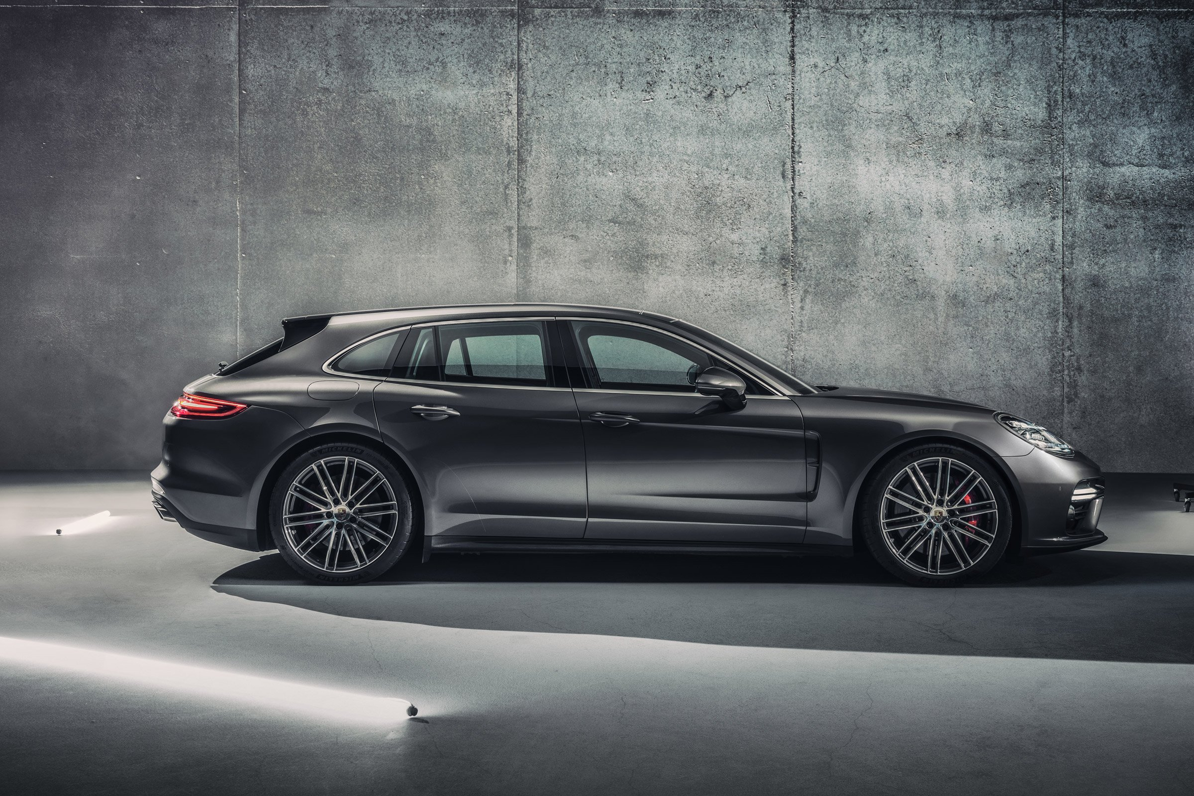 Porsche Panamera Sport Turismo The Awesomer