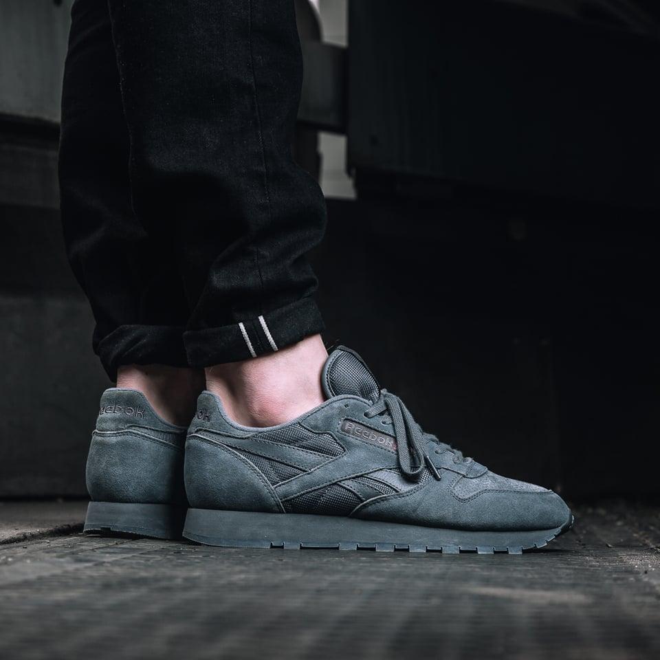 406ddf6ef561 Reebok Classic Leather Urban Descent