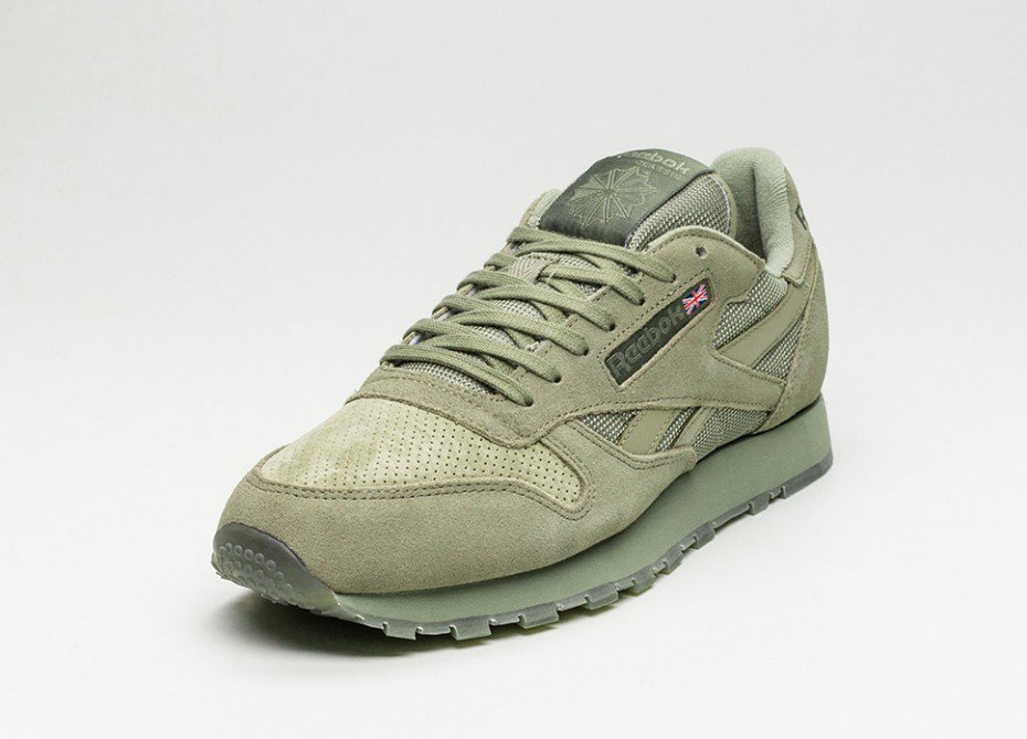 Reebok Classic Leather Urban Descent