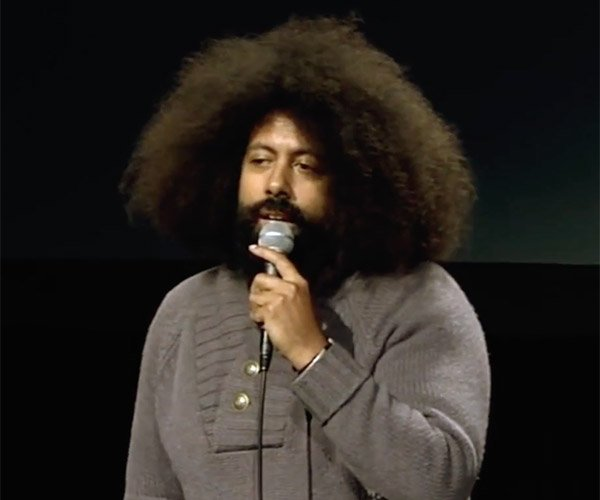 The Philosophy of Reggie Watts