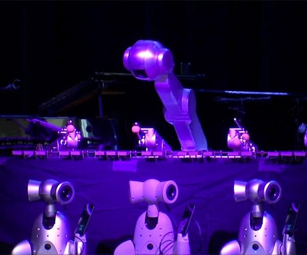 Musical Improv Robot