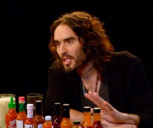 Russell Brand vs. Hot Wings