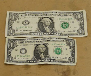 The Incredible Shrinking Dollar Bill