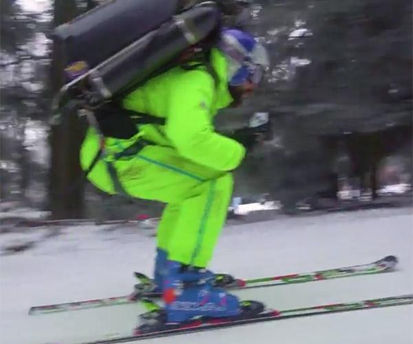 Jetpack Skiing 2.0