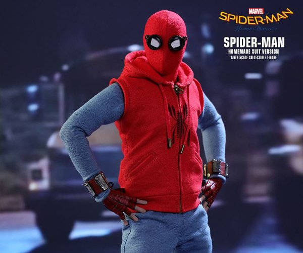 Spider-Man: Homecoming Action Figure