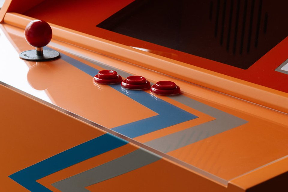 Stoa Replay Arcade Cabinet