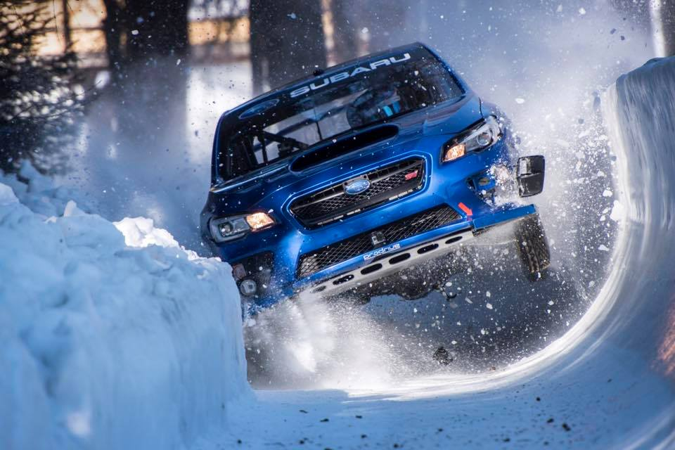 Subaru Bobsled Run