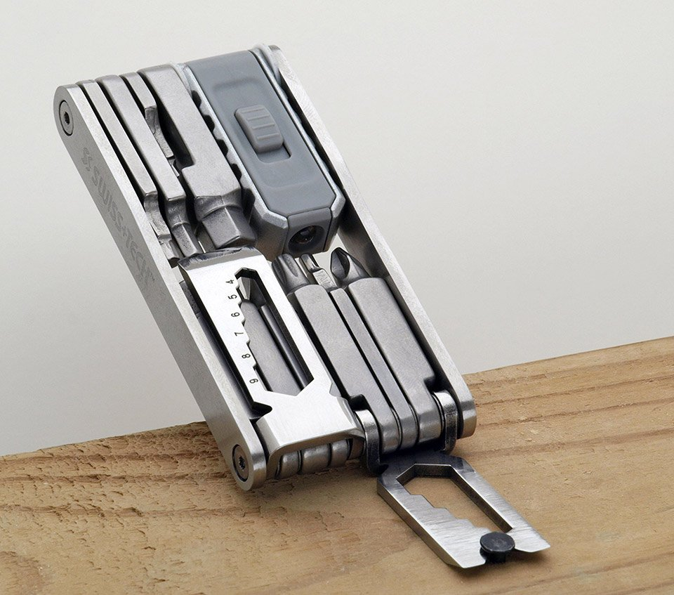 Swiss Tech 15 In 1 Multitool The Awesomer