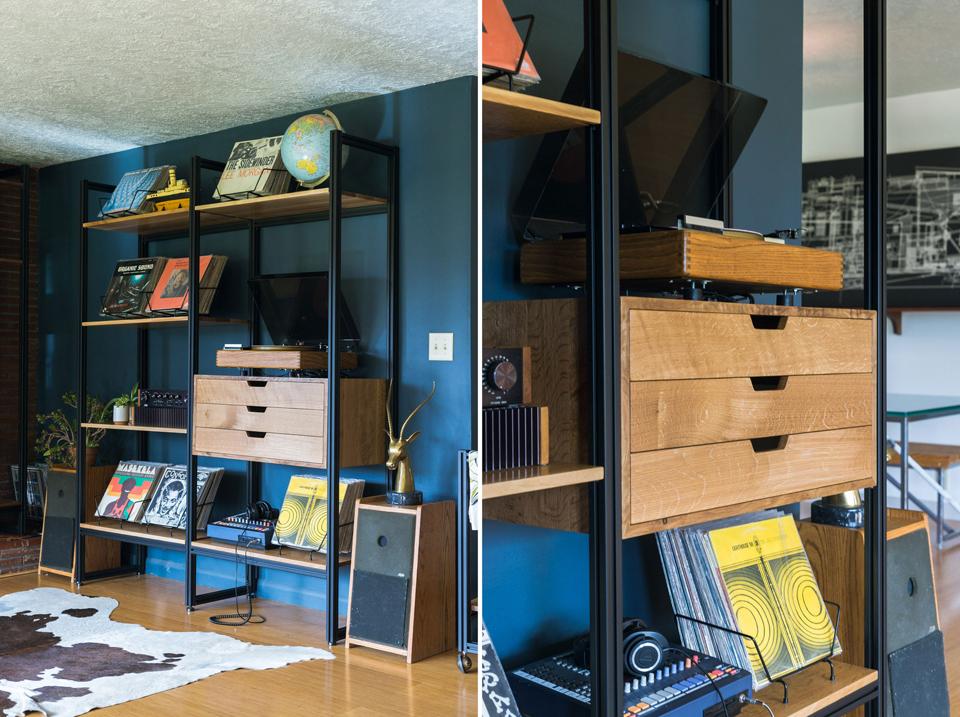 Tanner Goods Tekio Modular Shelves