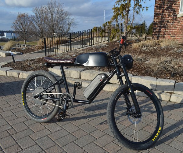 Tempus CR-T1 Electric Bicycle