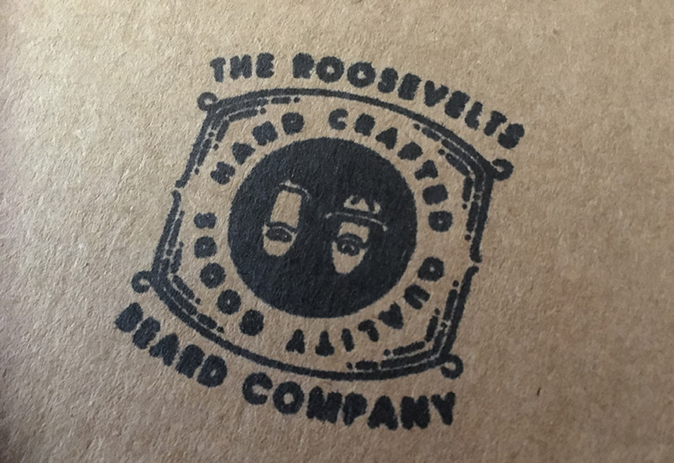 The Roosevelts Beard Care