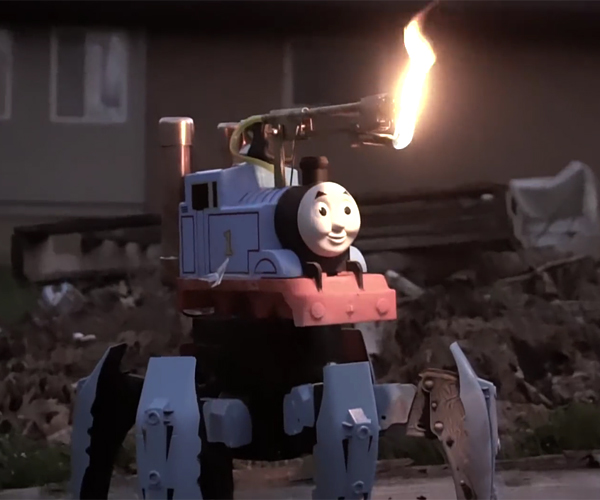 Thomas the Flame Engine