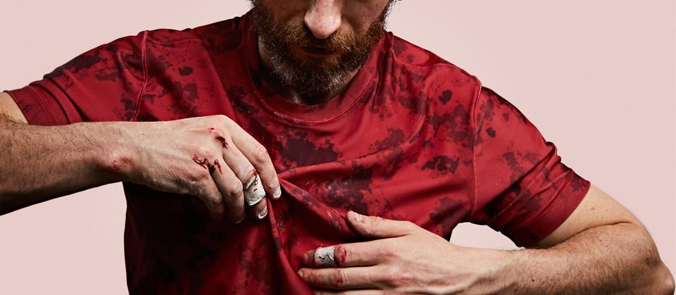Vollebak Blood Salt & Dirt Camo Tees