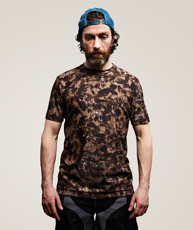 Vollebak Blood Salt & Dirt Camo Tees
