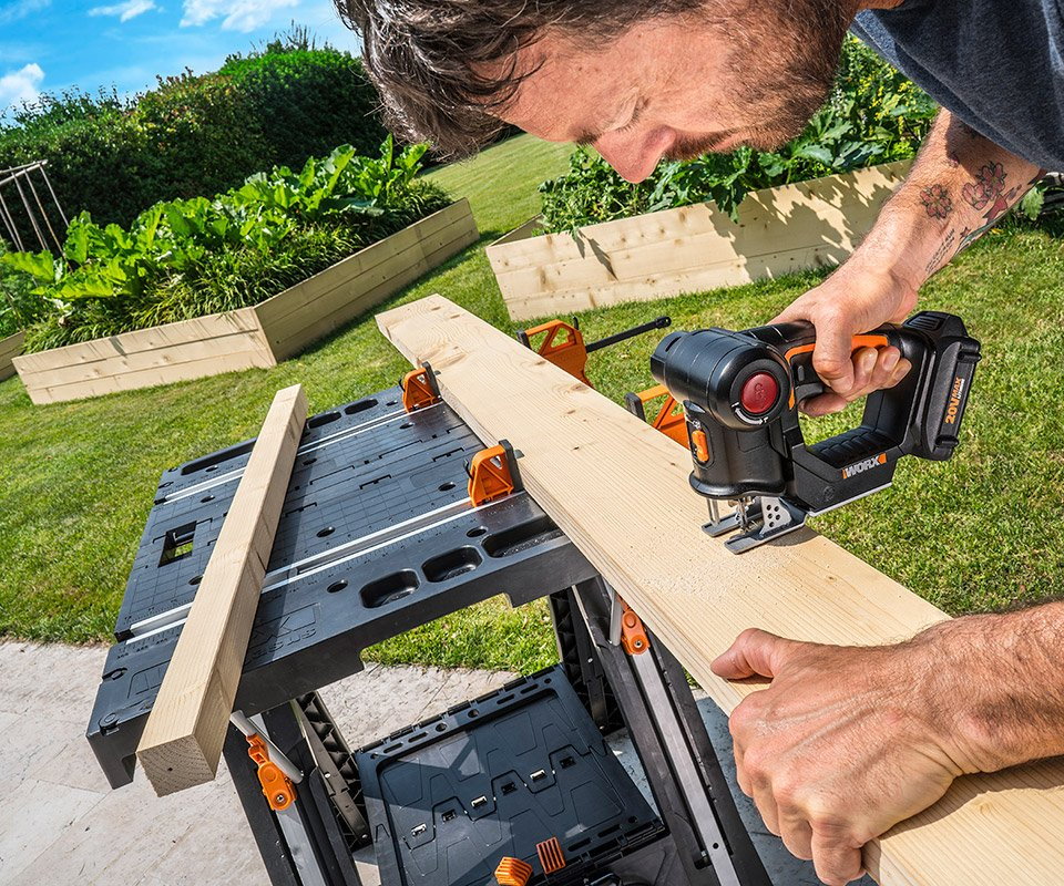 WORX Axis Saw