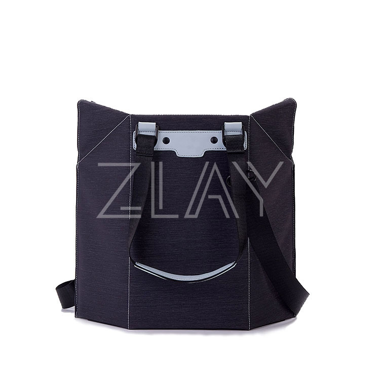 ZLAY Geometric Seat Briefcase