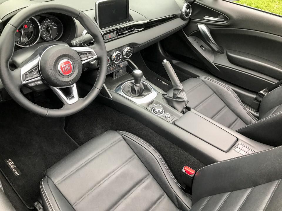 Driven: FIAT 124 Spider