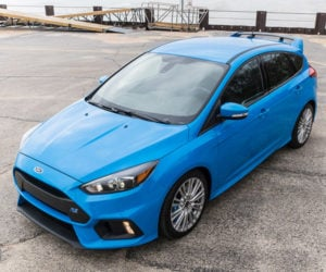 Driven: Ford Focus RS